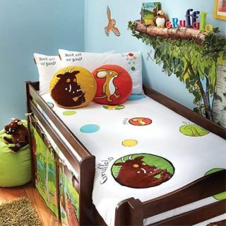 The Gruffalo Luxury High Quality Single Bed Duvet Quilt Cover Set