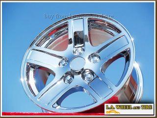 New 17 Dodge Durango RAM 1500 Chrome Wheels Rims Exchange 2212