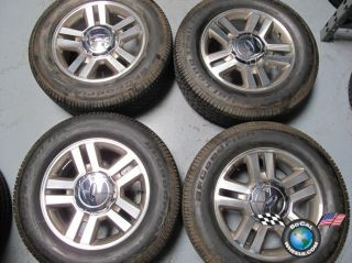 F150 Factory 18 Wheels Tires Expedition OEM Rims 3559 BFG 265/60/18
