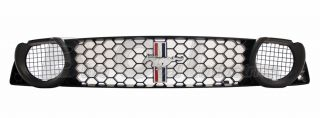 2013 Ford Racing Mustang Boss 302S GT Front Grille w/ Tribar Pony
