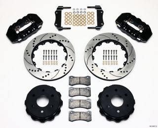Wilwood Disc Brake Kit Cadillac Escalade ESV Ext 8992 9407 16 14