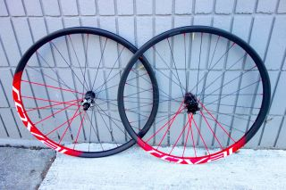 Trail SL Carbon Clincher Tubeless Mountain Bike Wheels 26 142