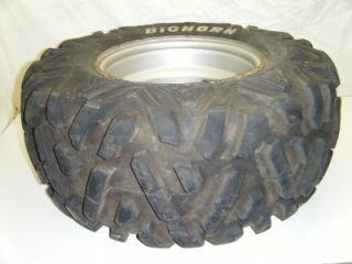 93 94 95 Yamaha Kodiak YFM400FW YFM400 YFM 400 FW Rear Tire Rim Wheel