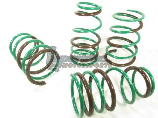 TEIN s Tech lowering Springs Kit 04 07 Subaru Impreza WRX STI SKS60