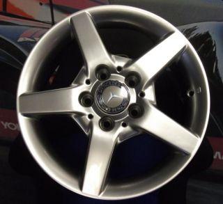 Cerchi in Lega 15 Pollici Mercedes Classe A E B AMG3