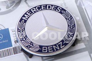 X4 Genuine Mercedes Benz Wheel Center Caps SLK Class R170 R171 SLK350