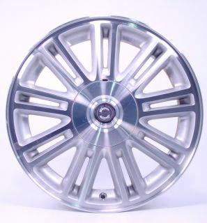 17 Chrysler Sebring Machined Factory Wheel 2284