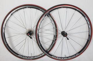 Lite RL Wheelset Road Bike Wheels Used 3 Times as New RRP$760
