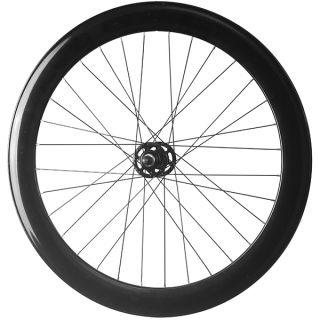 Fixie Single Speed Road Bike Track Wheel Wheelset 60mm Deep V SEALED