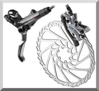Avid Code R MTB Bicycle Front Disc Brake 203mm 2011 New