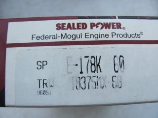 Sealed Power E178K  060 Piston Rings Dodge Plymouth Chrysler MOPAR 318