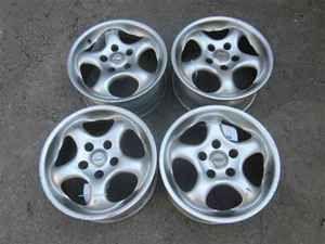 Set of 4 15 TSW Aftermarket Wheels Rims LKQ
