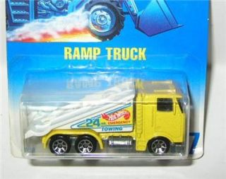 Hot Wheels 187 Ramp Truck