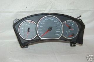 2004 Pontiac Grand Prix Instrument Cluster BC35 189