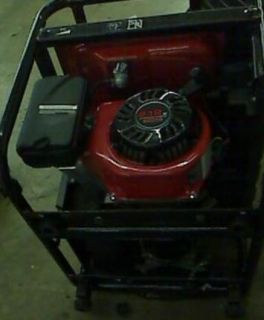 212cc 4000 Watts Max 3200 Watts Rated Portable Generator $329 99 TADD