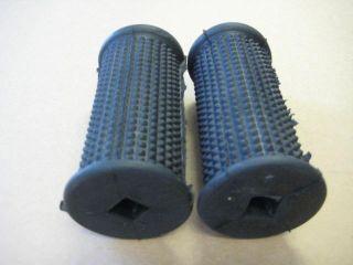 Zundapp KS601 KS603 DB201 DB202 Comfort Foot Pegs Peg Rubber Rubbers 2
