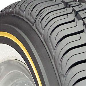 New 225 50 17 Vogue Custom Built Rad VIII 50R R17 Tire