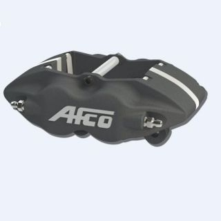 New Afco F22 Forged Aluminum Caliper 1 25 Rotor 1 3 8 Piston Racing