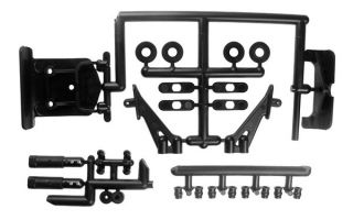 Kyosho Ultima RB5 ZX5 Bumper Wing Stay Set LA213