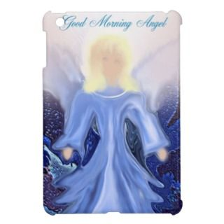 GOOD MORNING ANGEL IPAD MINI CASE