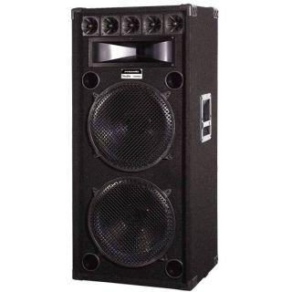 New 650 Watt 8 Way 15 Speaker Cabinet Fast SHIP