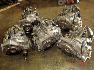 Honda Civic HX CVT M4VA D15B ZC D16A OBD2 JDM Auto Trans Automatic