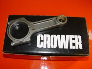 Crower Steel Billet I Beam Rods Kit Honda B16 1 6L Twin Cam vtec