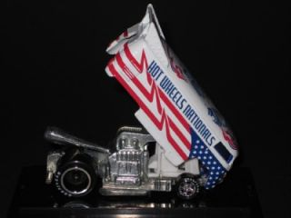 Hot Wheels Liberty Promotions 9th Nationals VW Drag Bus Reston