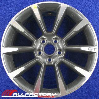 MUSTANG CALIFORNIA SPECIAL PACKAGE GT 19 2011 2012 OEM RIM WHEEL 3863
