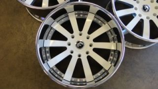 Forgiato Concavo Custom Painted GM Hummer H2 Wheels Rims 22x10
