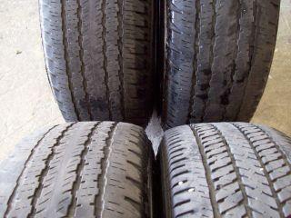 GMC Suburban Tahoe Excalade Wheels Tires Silverado Yukon Sierra
