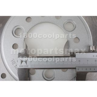 Chinese Scooter Front Rear Disc Brake Rotor 50cc 150cc GY6 Gas Mopeds