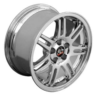 17 Fit Mustang® Wheels Tires Chrome Bullitt 1999 2000