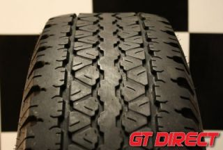 Nice 265 70 17 Goodyear Wrangler RT s Tires 8 32 P265 70R17 B384