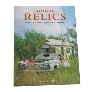 Motorbooks Intl Book Roadside Relics 208 Pages Paperback Ea