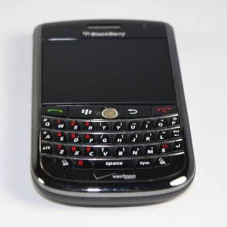 Rim Blackberry Tour 9630 No Camera Black Verizon Phone