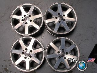 Mercedes SLK230 SLK320 CLK430 Factory 16 Wheels OEM Rims 65173 65174