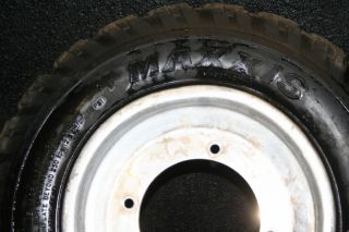 Polaris Outlaw 450 MXR Front Wheels Rims Tires