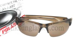 Oakley Polarized Sunglasses Bottle Cap Brown 04 213