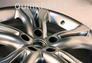 2009 2011 Nissan Murano 20 inch Alloy Wheel Rim Genuine New
