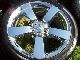 20 Dodge Chrysler Challenger Factory Wheels SRT Tires C300 Magnum