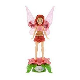 Disney Tinkerbell Fairies Flutter Wings Rosetta 5 New