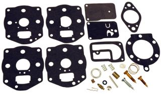Carburetor Overhaul Kit Replaces Briggs Stratton 694056 491539 PN10086