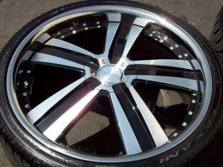 Wheels Tires 7 Series 740 745 750 Ace Deluxe Rims Nexen Lexani