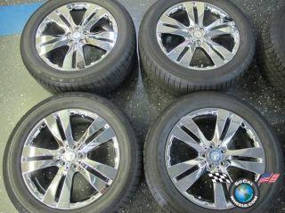 12 Mercedes MBZ GL GL450 ML R Factory 20 Wheels Tires Rims OEM 85106