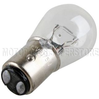 Light Bulb Brake Light Scooter Moped Go Kart ATV Motorcycle