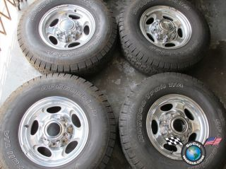 Ford Excursion F250 F350 Factory 16 Wheels Tires OE Rims F8IA 1007 MA
