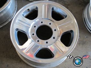 05 07 Ford F250 F350 F350SD Factory 18 Wheel Forged Rim 3603