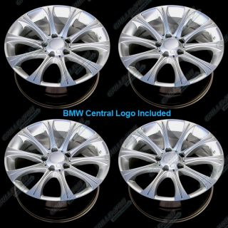 x3 x5 x6 Series Wheels 19x9 5 Rims with Central Caps 4 New