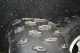 Polaris Outlaw 525 Rear Douglas Wheels Rims Tires